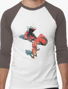Kaneda Men's Baseball ¾ T-Shirt
