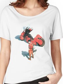 Kaneda Women's Relaxed Fit T-Shirt