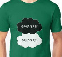 Grievers? Grievers. Unisex T-Shirt