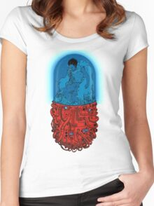 Tetsuo Women's Fitted Scoop T-Shirt