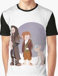 Unexpected Cuteness  Graphic T-Shirt