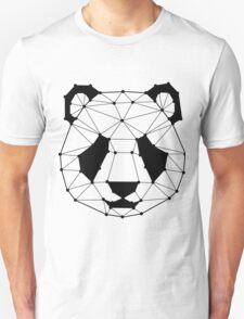 polygonal panda Unisex T-Shirt