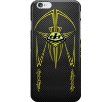 Pinstripe Carbon iPhone Case/Skin