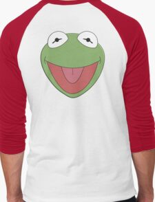 Kermit The Frog Men's Baseball ¾ T-Shirt