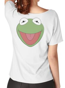 Kermit The Frog Women's Relaxed Fit T-Shirt