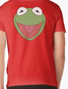 Kermit The Frog Mens V-Neck T-Shirt