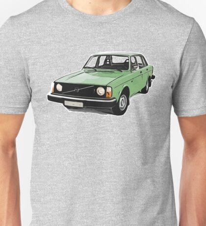 Volvo 244 Unisex T-Shirt