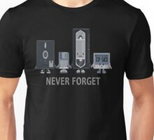 Never Forget Unisex T-Shirt