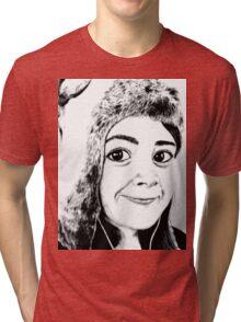 Girl portrait Tri-blend T-Shirt