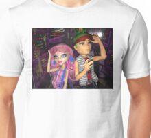 Monster High+Deuce+Viperine Unisex T-Shirt