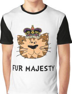 Fur Majesty Graphic T-Shirt