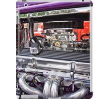 Car Engine iPad Case/Skin
