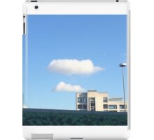 Deco and Cloud iPad Case/Skin
