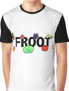 FROOT Digital Illustration Graphic T-Shirt