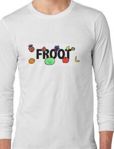 FROOT Digital Illustration Long Sleeve T-Shirt