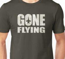 Gone Flying Unisex T-Shirt