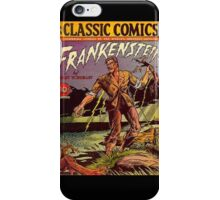 Frankenstein iPhone Case/Skin