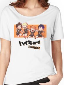 Haikyuu!! - For the Win Women's Relaxed Fit T-Shirt