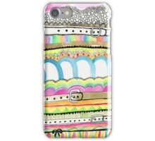 The Amazing Multicolor Dream Belts iPhone Case/Skin