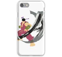 Ryu Alt 3 iPhone Case/Skin