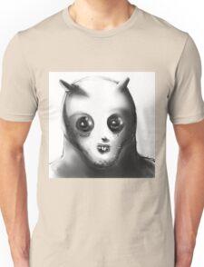 cartoon style alien illustration Unisex T-Shirt