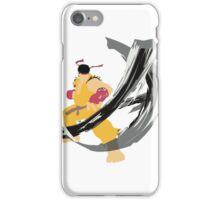 Ryu alt 8 iPhone Case/Skin
