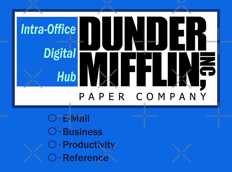Dunder Mifflin Wallpaper