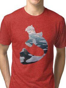 Dewgong used brine Tri-blend T-Shirt