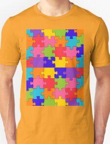 autism puzzle T-Shirt