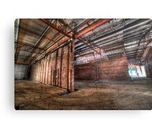 Factory complex Metal Print
