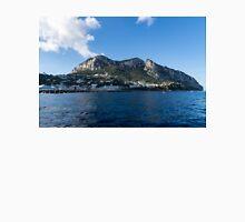 Capri Island From the Sea Unisex T-Shirt