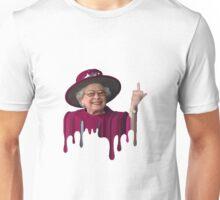 Queen Elizabeth Pimpin Unisex T-Shirt