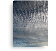 Winter Sky (8782) Canvas Print
