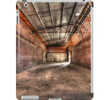 Factory collapse iPad Case/Skin
