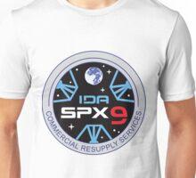 SpX-9 CRS Logo Unisex T-Shirt