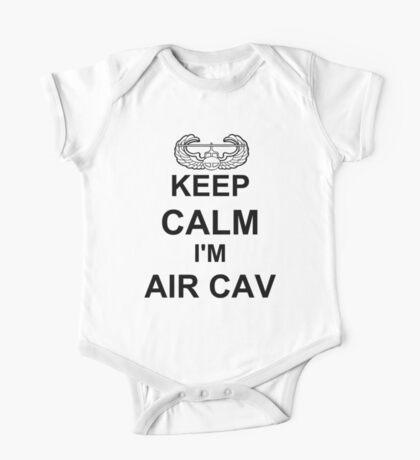Keep Calm I'm Air Cav - Air Assault One Piece - Short Sleeve