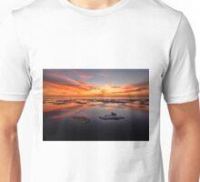 Calm Lake Superior Morning Unisex T-Shirt