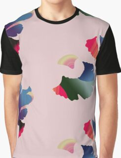 Paper leaves neo vintage  Graphic T-Shirt