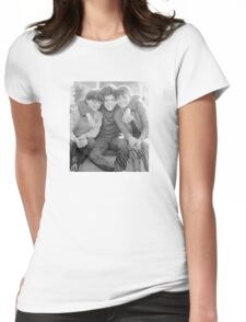 Wonder Years Womens Fitted T-Shirt
