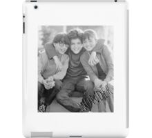Wonder Years iPad Case/Skin