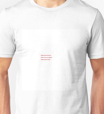 Divinely Sweetened Haiku Unisex T-Shirt