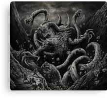Beast Hunt Canvas Print