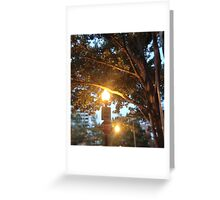 The Light Will Guide You Home Greeting Card