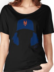 Jacob deGrom Women's Relaxed Fit T-Shirt