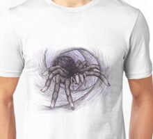 Finger Spider Unisex T-Shirt