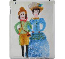 Doll's of Naantali Finland 1888 iPad Case/Skin