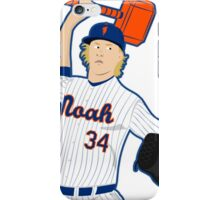 "Noah ""Thor"" Syndergaard iPhone Case/Skin"