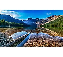 Cameron Lake - Waterton National Park Photographic Print