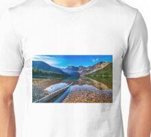 Cameron Lake - Waterton National Park Unisex T-Shirt