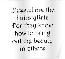 Hairstylist Poster
